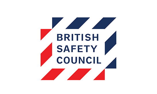 British Safety Council accreditation logo
