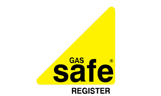 Gas Safe accreditation logo